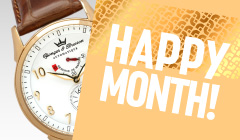 HAPPY MONTH в Time Code!