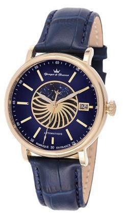 Часы мужские наручные yonger bresson часы наручные с гпс