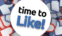 Time to Like! #liketimecode