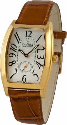 CH 1550 OXFORD G brown strap