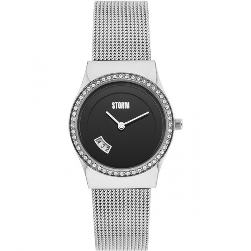 CYRO CRYSTAL BLACK 47385/BK